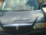 Foto Pongo en subasta Lincoln LS Sedan 2001