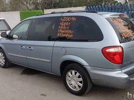Foto Chrysler Town Country, Matamoros, Tamaulipas