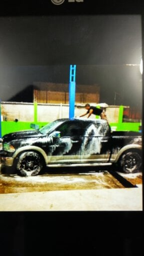 Foto Dodge Ram Crew Laramie 5.7 4X2