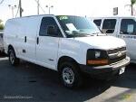 Foto Chevrolet Express Van Cargo Van 2006