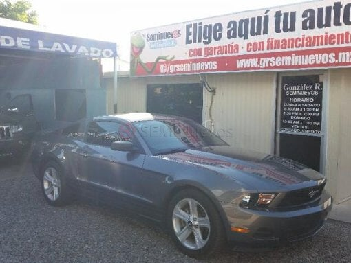 Foto Ford Mustang 2011 49163