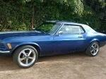 Foto Vendo 2 ford Mustang años 1969 en 1 solo...