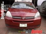 Foto Toyota sienna 4p le 2005