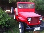 Foto Willys jeep cj3a Convertible 1952