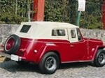 Foto Willys jeepster overland convertible 1949