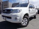 Foto Toyota Hilux SR 2010 en Pachuca, Hidalgo (Hgo)