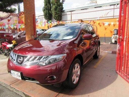 Foto Nissan Murano 2010 78000