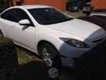 Foto Mazda 6 i Sport 2.5 Blanco -09