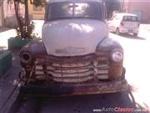 Foto Chevrolet pick up 1000 mil x partes pickup 1950