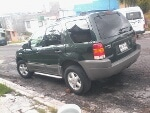 Foto Ford escape 2002. Estandar 5 vel. 4 cilindros
