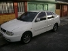 Foto Volkswagen derby 1999 blanco 5 vel standar...
