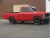 Foto Chevy luv 1979 impecable conversion v8 383 CAMBIO