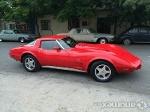 Foto Corvette 25 aniversario 1978