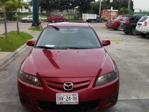 Foto Mazda 6 2007 150000