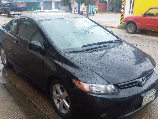 Foto Honda Civic 2p DMT EX coupe 5vel