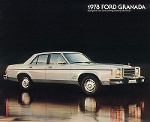 Foto Ford Granada Cupé (PARTES)