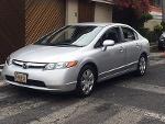 Foto Honda Civic Sedan LX 2007