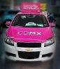 Foto Aveo para taxi con cromatica nueva 2015