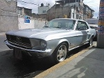 Foto Ford Mustang hard top1968
