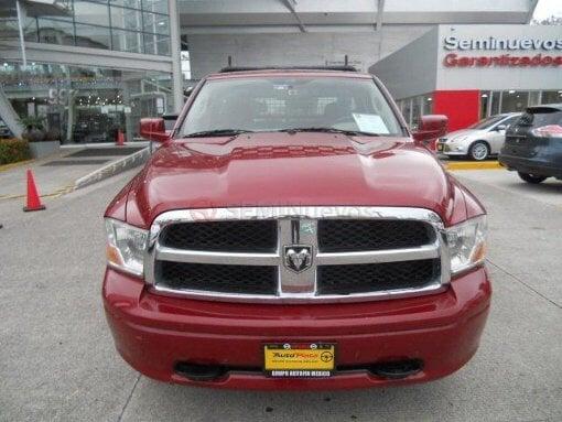 Foto Dodge Ram 2500 Pick Up 2010 108355