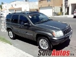 Foto JEEP Grand Cherokee 5p LIMITED 4X2 2001