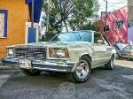 Foto Chevrolet Modelo Malibu año 1979 en Azcapotzalco