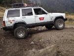 Foto Jeep 4x4 modificada recibo moto