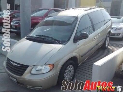 Foto Chrysler voyager 5p base 2007