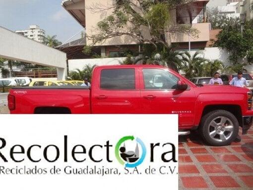Foto Reciclajes Guadalajara Vende Chevrolet Silverado