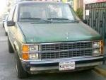 Foto Dodge Caravan 4 Cilindros -84
