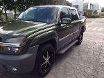 Foto Camioneta Chevrolet Avalanche 2002 edición...