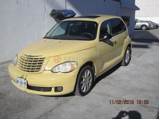 Foto Chrysler PT Cruiser 2007 150