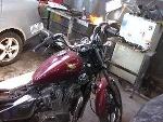 Foto Honda shadow 700 cc