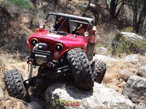 Foto Jeep CJ7 Super Modificado