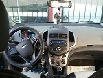 Foto Chevrolet Sonic Sedán 2013