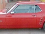 Foto 1969 ford mustang