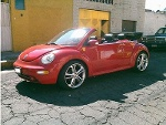 Foto Volkswagen Beetle Descapotable 2005