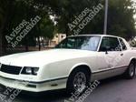 Foto Auto Chevrolet MONTECARLO 1984