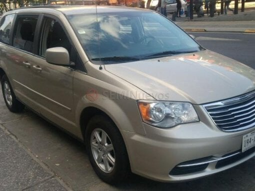 Foto Chrysler Town & Country 2013 49405