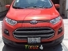 Foto Ford Ecosport 2013 Camioneta SUV en Puebla