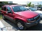 Foto Jeep Grand Cherokee 2001, Color Rojo, Jalisco