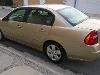 Foto Chevrolet Malibû Sedán 2007 Paq D V6 color dorado