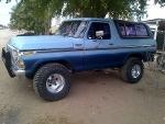 Foto Ford 1979 4x4