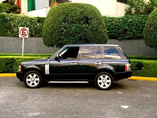 Foto Land Rover Range Rover 2003