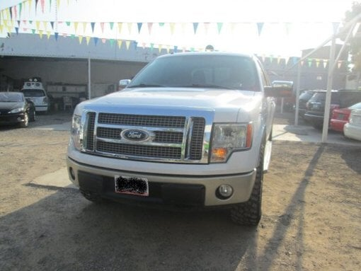Foto Ford lobo king ranch 2011
