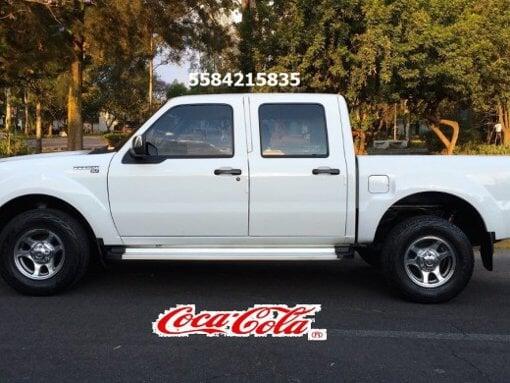 Foto Coca cola vende ford ranger