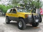 Foto Chrysler Cherokee 4 x 4 1993