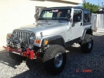 Foto Jeep wrangler 2003 equipado importado pasa...