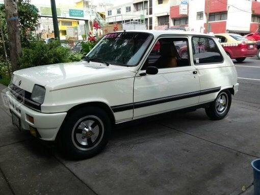Foto Renault Modelo R 5 año 1984 en Iztapalapa...
