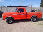 Foto Ford pick up